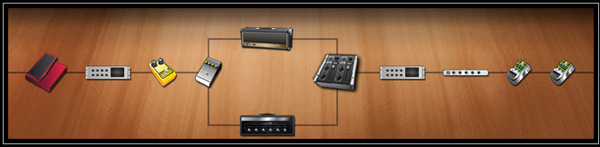 dual amps